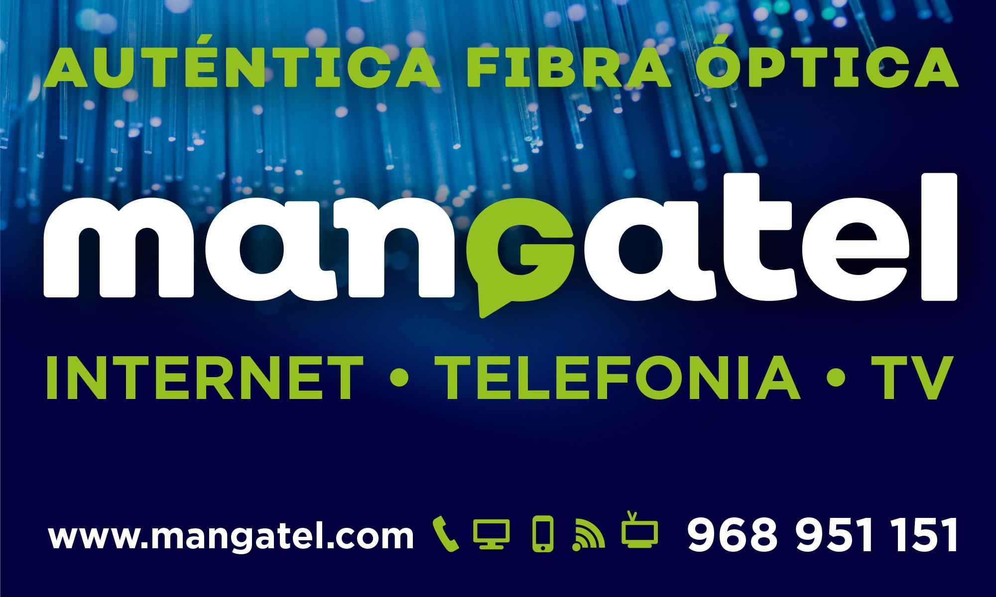 Fibra óptica Mangatel La Manga Cabo de Palos Playa Honda Playa Paraíso Los Urrutias Cartagena San Javier
