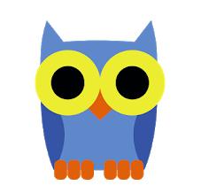 El búho Boo App para niños