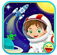 Astrokids aplicación infantilastronomía para niños