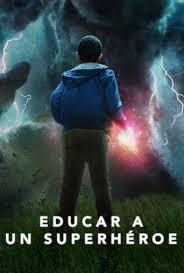Educar a un superhéroe serie Netflix Mangatel internet en Murcia