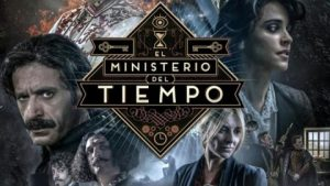 El Ministerio del Tiempo Serie RTVE Mangatel internet Murcia