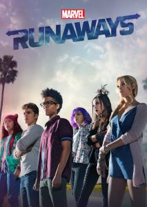 Marvel Runaways Disney + Mangatel internet Murcia