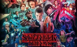 Stranger Things serie Netflix Mangatel La Manga