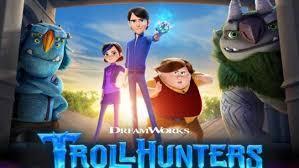 Trollhunters serie Netflix Mangatel Internet Cabo de Palos